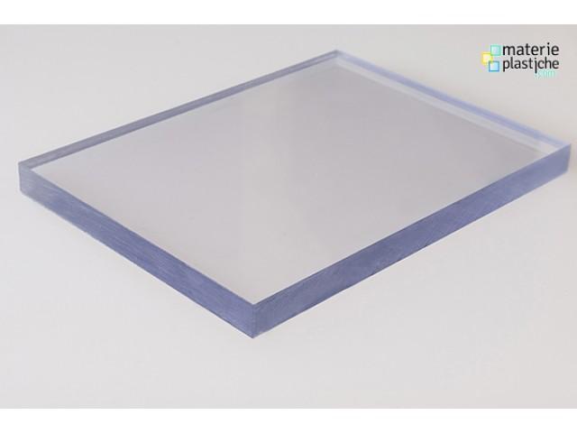 Policarbonato Compatto Trasparente spessore 10mm - Materie-Plastiche.com