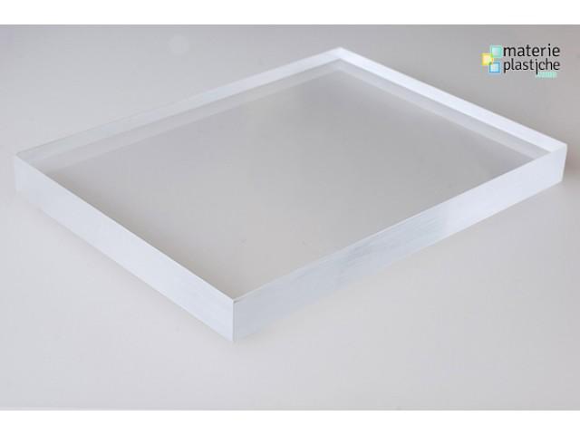 Plexiglass spessore 20mm colato materie - Accessori bagno plexiglass amazon ...