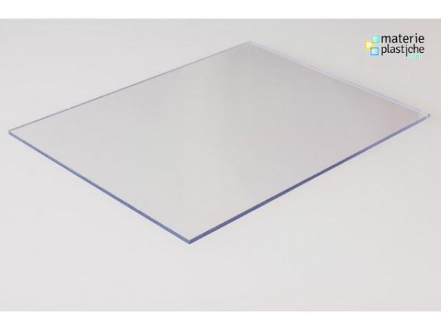 Policarbonato Compatto Trasparente spessore 3mm - Materie ...