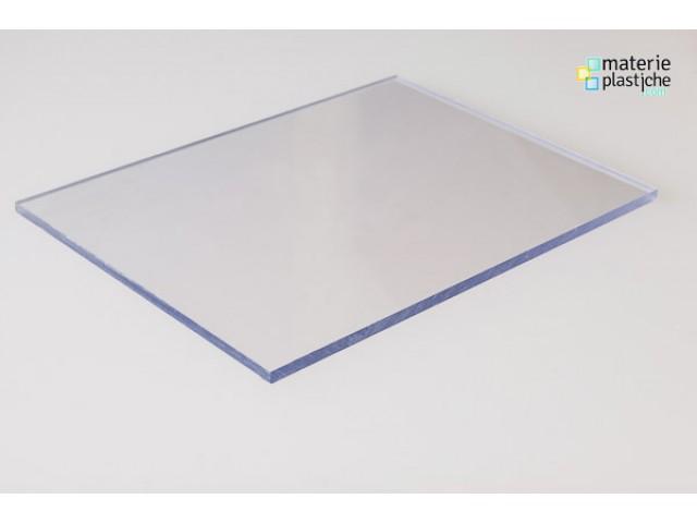 Policarbonato Compatto Trasparente spessore 5mm - Materie-Plastiche.com