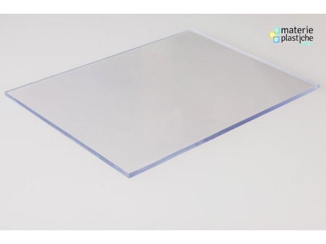 Policarbonato Compatto Trasparente spessore 4mm - Materie-Plastiche.com