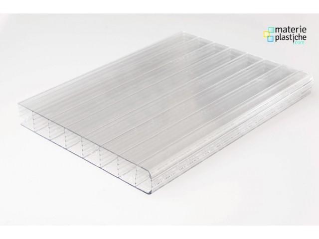Policarbonato alveolare trasparente spessore 20mm for Polipropilene lastre prezzi