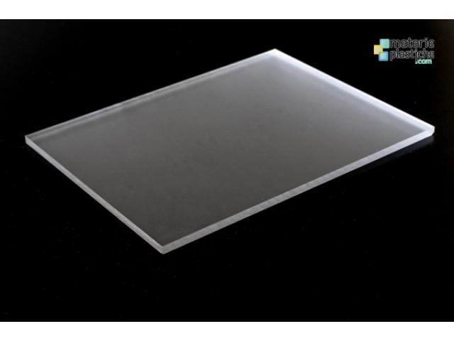 plexiglass satinato due lati incolore spessore 3mm materie. Black Bedroom Furniture Sets. Home Design Ideas