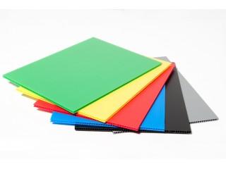 Materie plastiche online articoli in plexiglass e altri for Polipropilene lastre prezzi